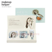 MAKEUP HELPER Art Cushion Luminous Real Essence Set SPF50+ PA+++ [Emotional Edition],	MAKEUP HELPER